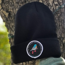 BIRDS by BIJS Logo Beanie